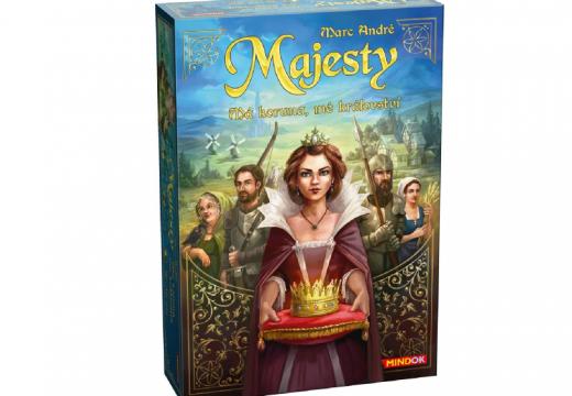 Majesty je příjemná hra pro celou rodinu
