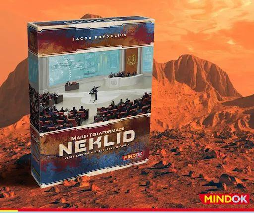 Na Marsu bude Neklid