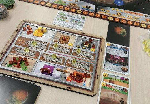 Pomůcka, která upgraduje hru Mars: Teraformace na novou úroveň