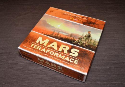 Zapojte se v nové hře do teraformace Marsu a stvořte nový svět