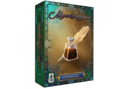 Tlama Games vydá karetní hru Masters of Renaissance