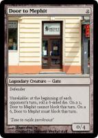 Mephit-door