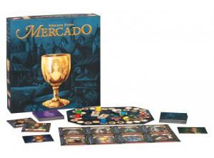Piatnik vydal hru Mercado od Rüdigera Dorna