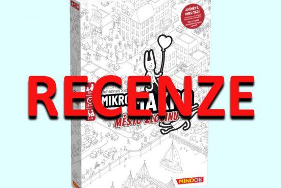 Recenze: MikroMakro – Město zločinu