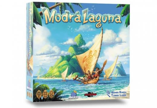 Soutěž o hru Modrá laguna