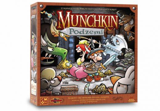 Munchkina si již zahrajete také jako deskovku