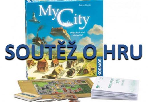 Soutěž o hru My City