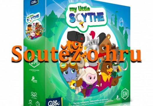 Soutěž o hru My Little Scythe