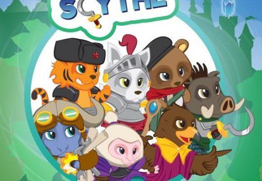 Roztomilá rodinná hra My Little Scythe je tu