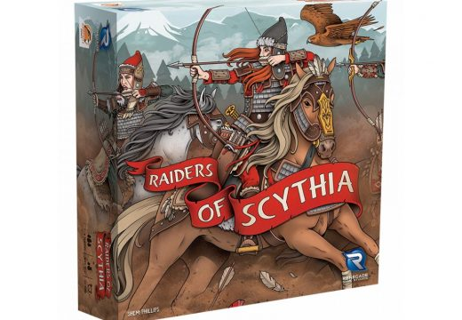 Raiders of Scythia vyjdou v češtině