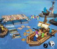 Ukázka hry – herní komponenty