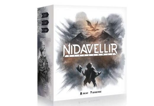TLAMA games vás zvou do říše trpaslíků Nidavellir