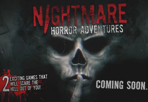 Blackfire chystá hororové dobrodružství Nightmare