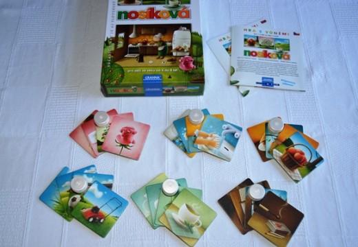 Recenze: Hra s vůněmi – Nosíková