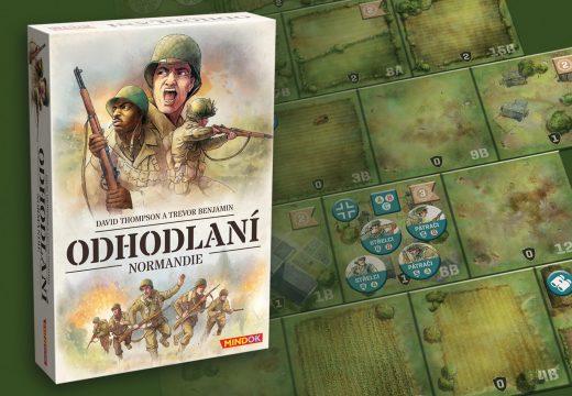 Válečná hra Odhodlaní: Normandie přichází