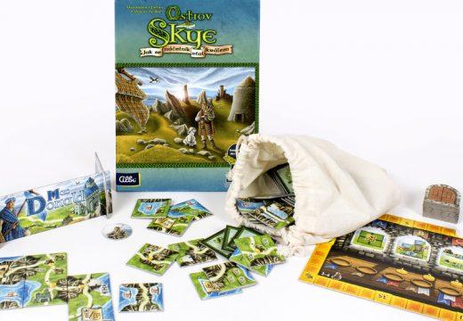 Soutěž o hru Ostrov Skye