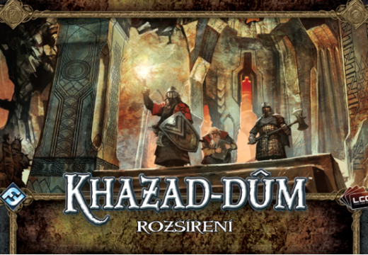 Khazad-Dúm odkrývá svá tajemství