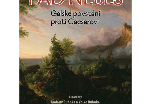 Chcete si zahrát velkou válečnou hru v češtině? Je tu Pád nebes