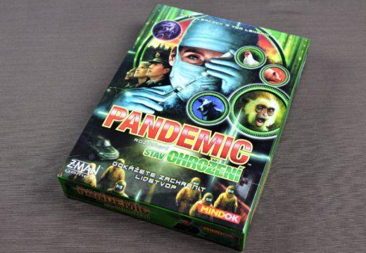 Pandemic: Stav ohrožení zpestřuje hru o nové scénáře a nepředvídatelné komplikace
