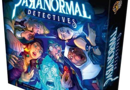 Blackfire připravuje deduktivní hru Paranormal Detectives