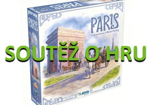 Soutěž o hru Paris