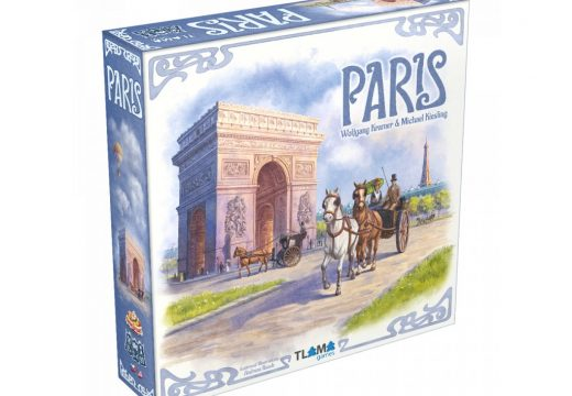 TLAMA games vás zve do Paříže