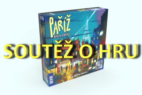 Soutěž o hru Paříž: Město světel