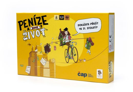 Hru Peníze a život si české školy mohou objednat zdarma