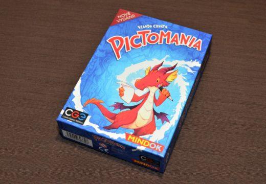 Pictomania vyšla v nové edici