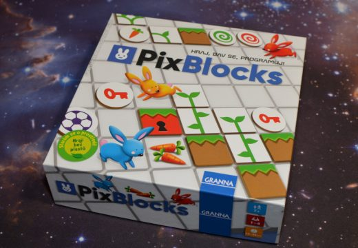 Recenze: PixBlocks je hravé programování pro děti