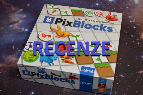 Recenze: PixBlocks je hravé programování pro děti