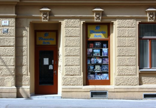 Brněnský obchod Planeta Her se představuje