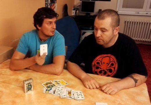 Planeta her představuje karetní hru Tichu