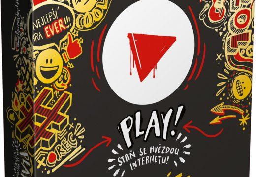 V párty hře Play! Gold se stanete novou hvězdou internetu