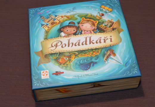 Ponořte se s dětmi do pohádkových příběhů ve hře Pohádkáři
