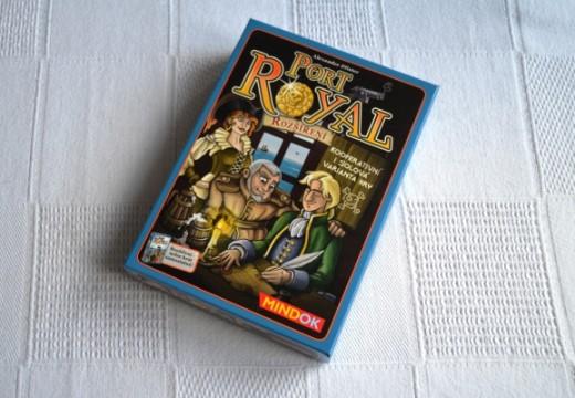 Port Royal si nyní zahrajete i kooperativně či sólově