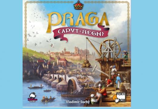 Pusťte se do budování středověké Prahy ve hře Praga Caput Regni