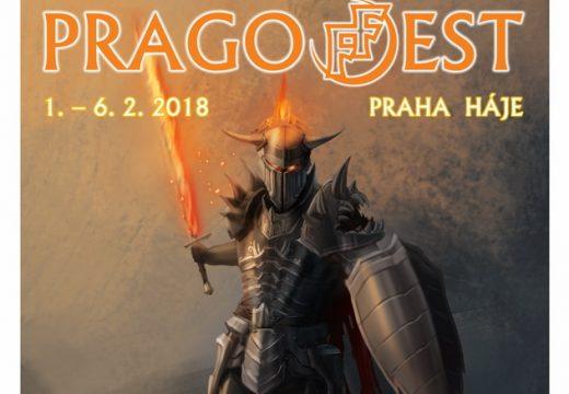 Pozvánka: PragoFFest 2018 se koná začátkem února