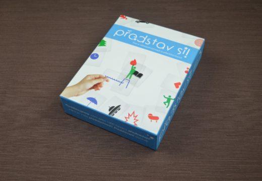 Vyzkoušejte hru Představ si!, která probudí vaši obrazotvornost