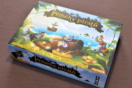 Příběhy pirátů jsou milým překvapením mezi kooperativními hrami