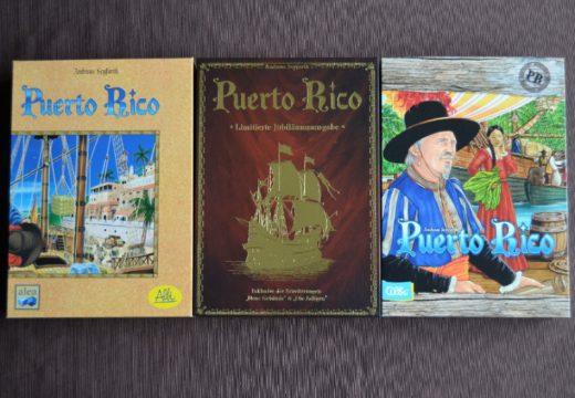 Recenze: Puerto Rico