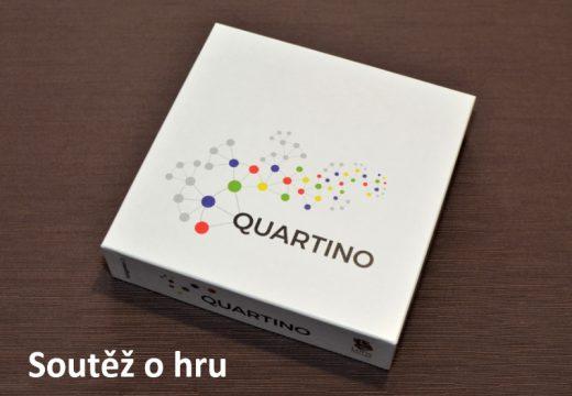 Soutěž o hru Quartino