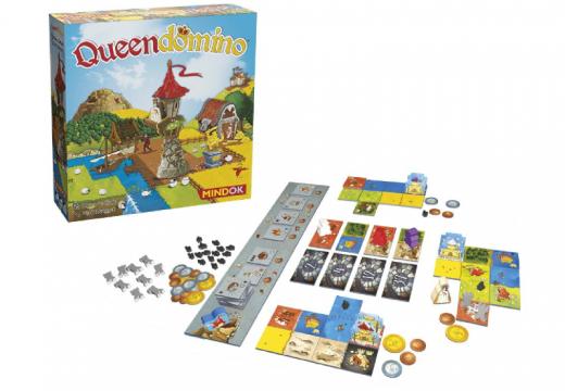 Soutěž o hru Queendomino