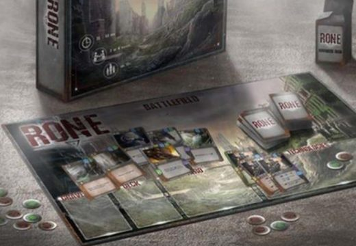 Soutěž o karetní hru RONE