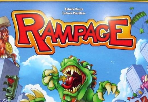 Recenze: Rampage