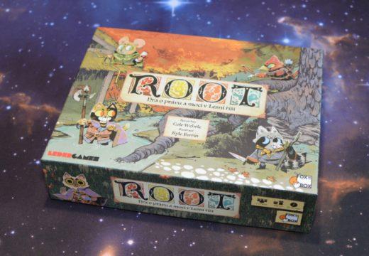 Zapojte se do zápasu o moc ve hře Root