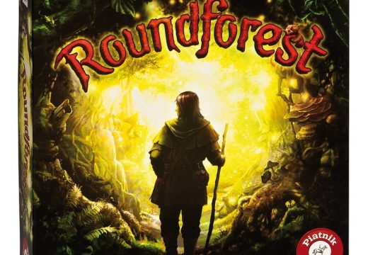Piatnik má novinku Roundforest