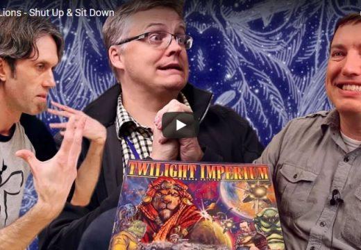 Podívejte se na dokument o vzniku a vývoji hry Twilight Imperium