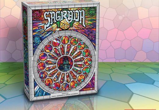 MindOK již má skladem krásnou kostkovou hru Sagrada