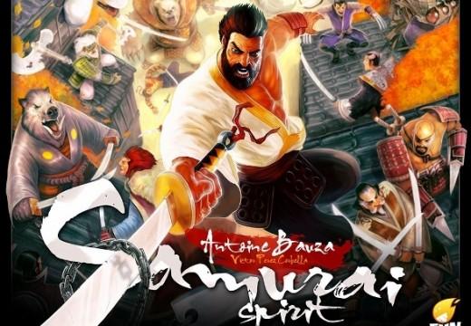 Soutěž o hru Samurai Spirit